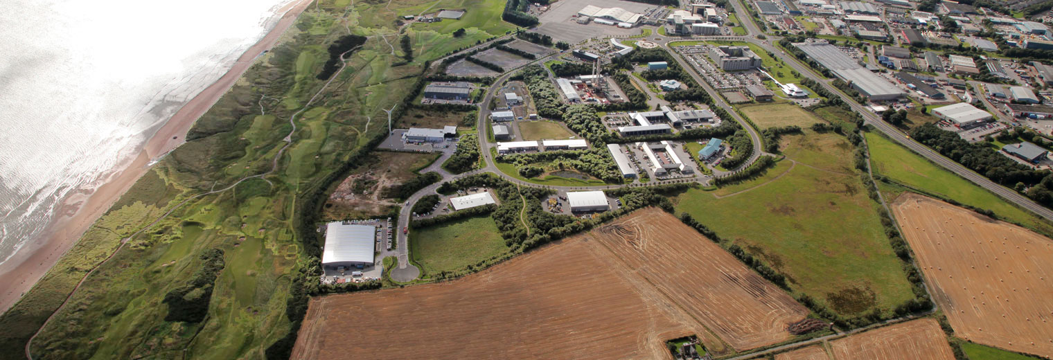 Aberdeen Energy And Innovation Parks Aeip Buccleuch