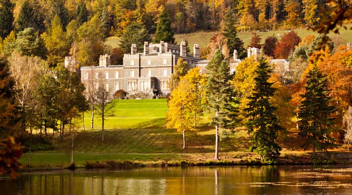 Bowhill Estate, Scottish Borders