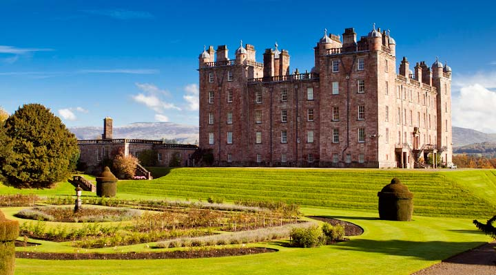 Drumlanrig, Dumfries & Galloway