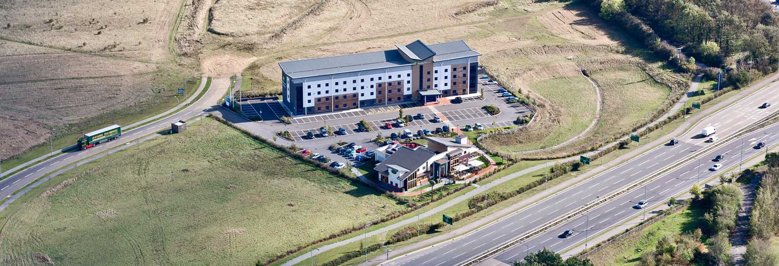 Northamptonshire Mixed Use Business Park Kettering Buccleuch Property