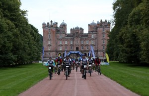 The Buccleugh Challenge 2013, Start