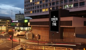 Screen on the Tyne