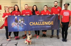 Buccleuch Property announce Projekt 42 as chosen charity of Buccleuch Property Challenge HR